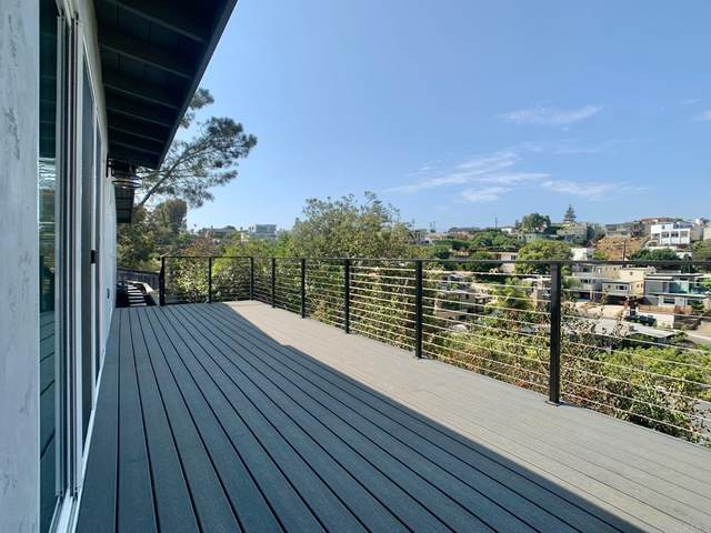 889 Loma Valley, Point Loma, CA 92106 (#PTP2105863) :: Steele Canyon Realty