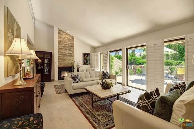 1602 S Cerritos Drive B, Palm Springs, CA 92264 (#21773192) :: Blake Cory Home Selling Team