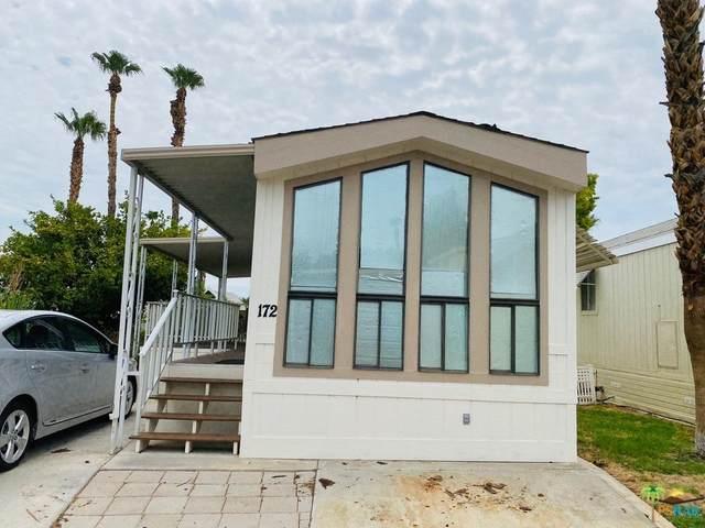 84136 Avenue 44 #172, Indio, CA 92203 (#21772950) :: Jett Real Estate Group