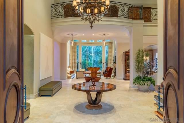 16711 Avenida Arroyo Pasajero, Rancho Santa Fe, CA 92067 (#210023574) :: Corcoran Global Living