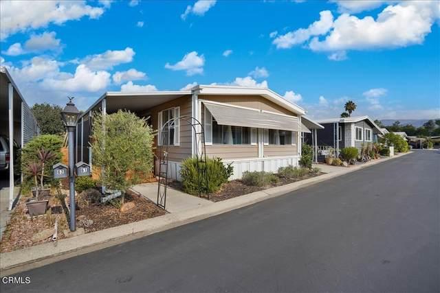 950 Woodland Avenue #61, Ojai, CA 93023 (#V1-7860) :: Steele Canyon Realty