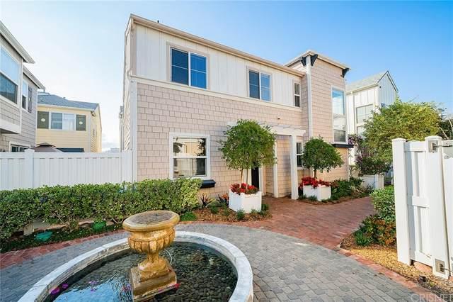 1800 S Pacific Coast #6, Redondo Beach, CA 90277 (#SR21182968) :: Go Gabby