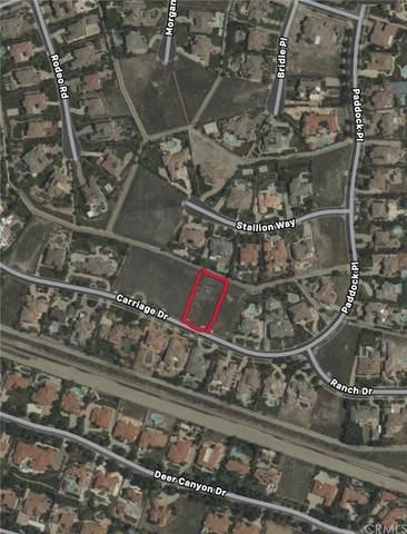 10958 Carriage Drive, Rancho Cucamonga, CA 91739 (#CV21183141) :: Corcoran Global Living
