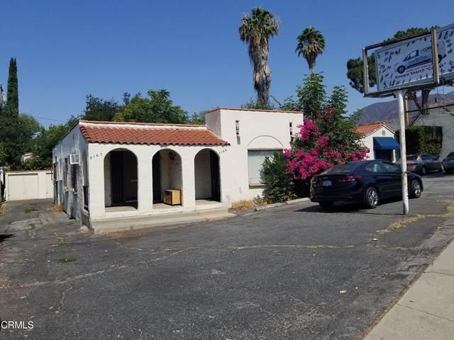 2167 Lake Avenue, Altadena, CA 91001 (#P1-6268) :: Wendy Rich-Soto and Associates