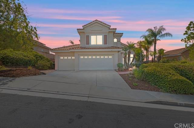 67 Corte Madera, Lake Elsinore, CA 92532 (#SW21182574) :: Cochren Realty Team | KW the Lakes