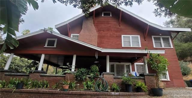 2824 Rock Glen Avenue, Eagle Rock, CA 90041 (#SR21183857) :: Dave Shorter Real Estate