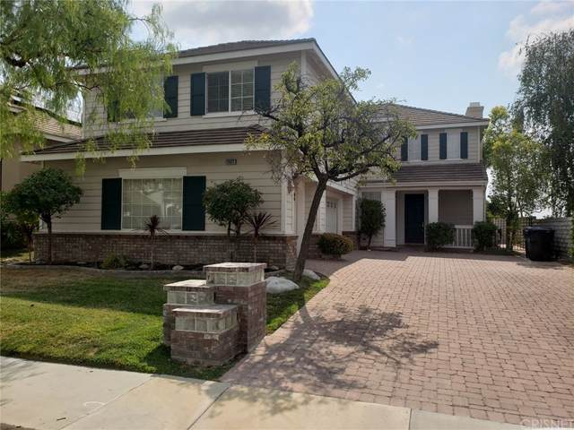 26022 Bates Place, Stevenson Ranch, CA 91381 (#SR21184064) :: Corcoran Global Living