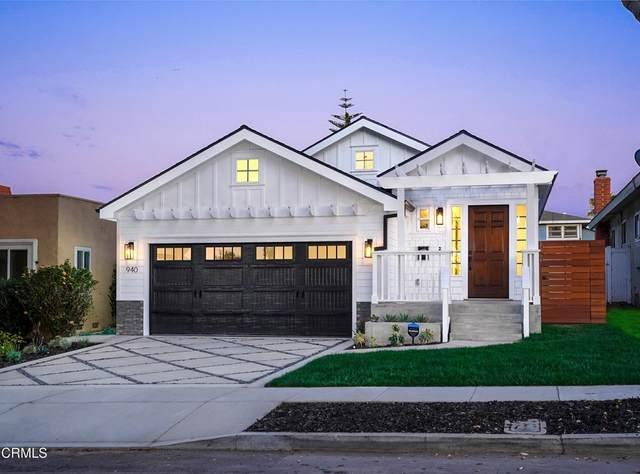 940 Virginia Street, El Segundo, CA 90245 (#P1-6284) :: Go Gabby
