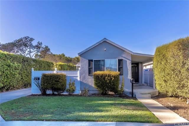 4627 & 4629 W 164th Street, Lawndale, CA 90260 (#SB21184171) :: Corcoran Global Living