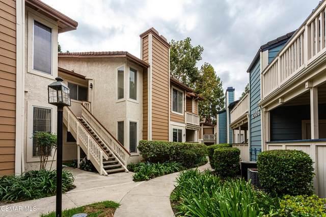 2462 Pleasant Way B, Thousand Oaks, CA 91362 (#221004608) :: Steele Canyon Realty