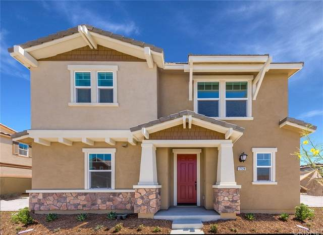 17124 Zion Drive, Canyon Country, CA 91387 (#SR21183991) :: Blake Cory Home Selling Team