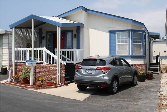 18801 Hawthorne Boulevard #63, Torrance, CA 90504 (#SB21184491) :: Steele Canyon Realty