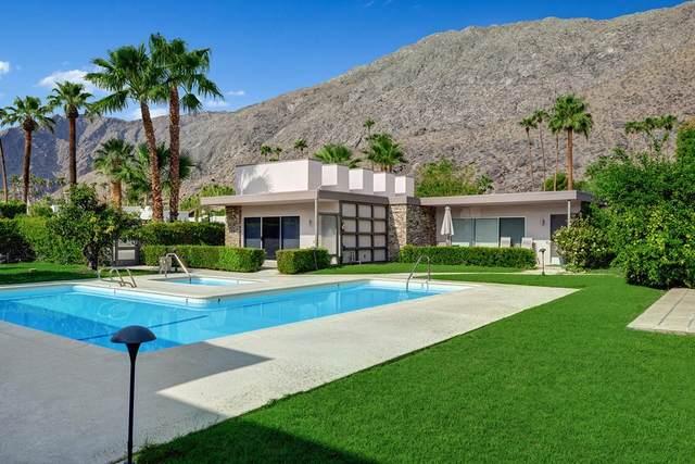 500 W Arenas Road #4, Palm Springs, CA 92262 (#219066463PS) :: Corcoran Global Living