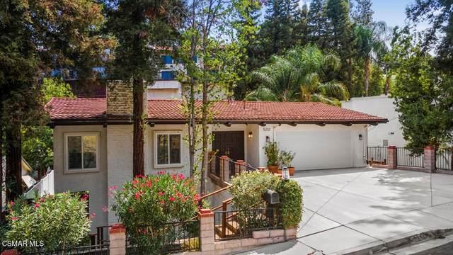 5232 Marmol Drive, Woodland Hills, CA 91364 (#221004617) :: Jett Real Estate Group