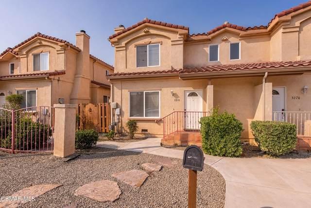 3276 Los Robles Road, Thousand Oaks, CA 91362 (#221004620) :: Corcoran Global Living