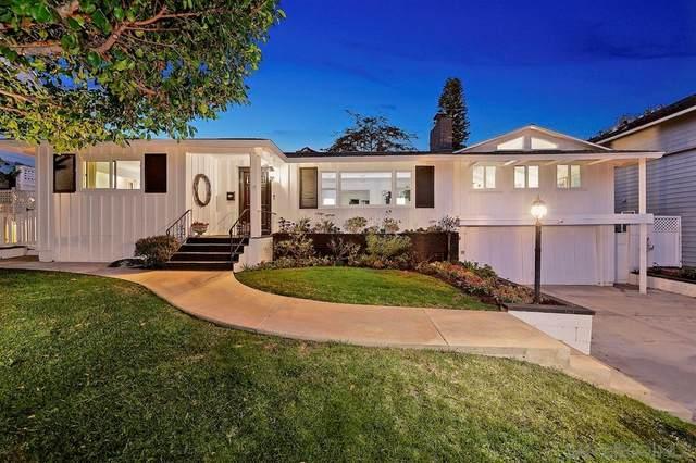 6127 Beaumont  Ave, La Jolla, CA 92037 (#210023879) :: Murphy Real Estate Team