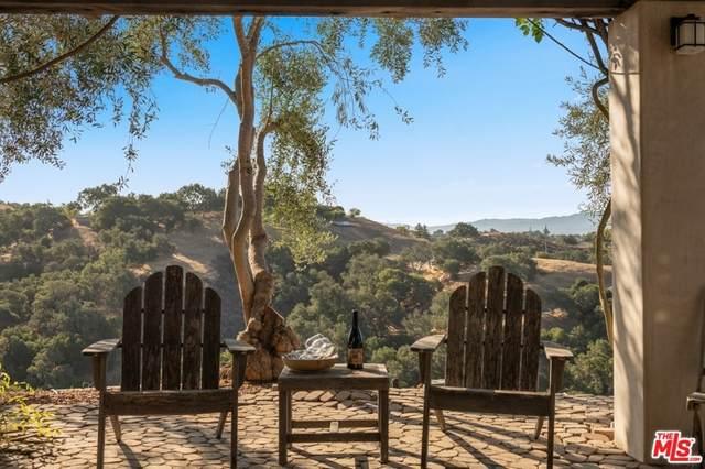 3623 Oak View Road, Santa Ynez, CA 93460 (#21774730) :: Robyn Icenhower & Associates