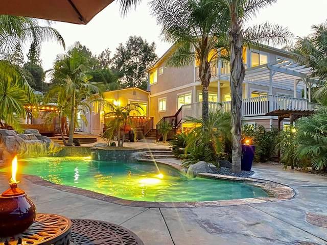 10155 Vivera Dr, La Mesa, CA 91941 (#210023882) :: Cochren Realty Team | KW the Lakes