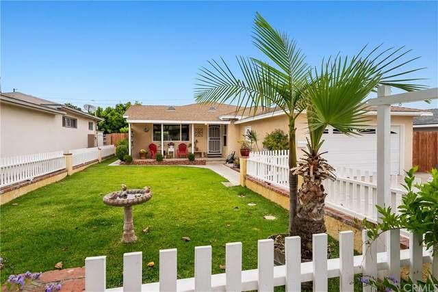 2707 Ralston Lane, Redondo Beach, CA 90278 (#SB21165803) :: Go Gabby