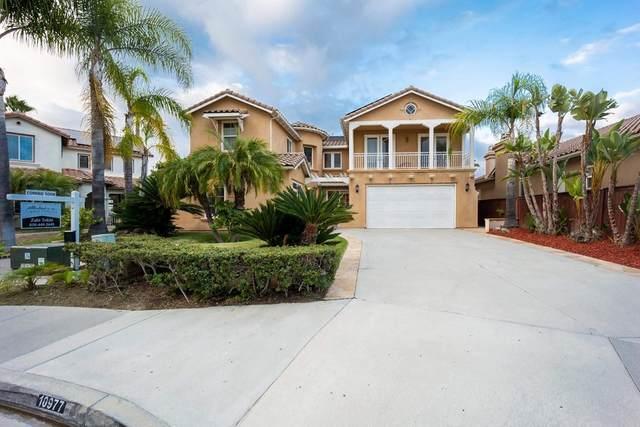 10977 La Alberca Avenue, San Diego, CA 92127 (#NDP2109813) :: Corcoran Global Living