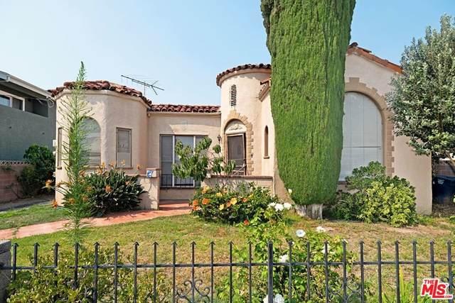 1221 W 168Th Street, Gardena, CA 90247 (#21775142) :: Blake Cory Home Selling Team