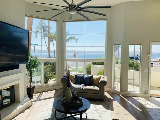 3822 Sequoia, San Diego, CA 92109 (#210023930) :: Blake Cory Home Selling Team