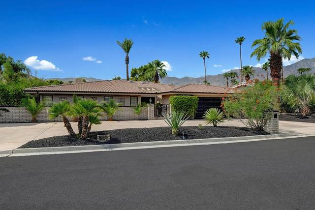 5365 E Cherry Hills Drive, Palm Springs, CA 92264 (#219066524PS) :: Steele Canyon Realty
