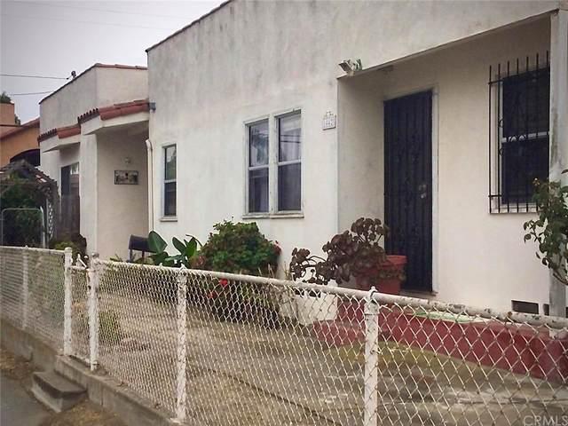 1442 W 25th Street, Long Beach, CA 90810 (#PW21185322) :: Wendy Rich-Soto and Associates