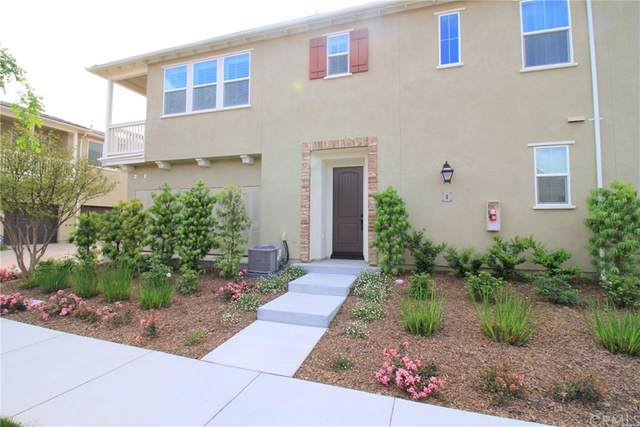 3250 E Yountville Drive #1, Ontario, CA 91761 (#TR21185331) :: Corcoran Global Living