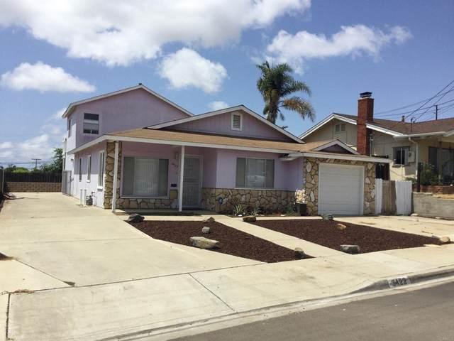 3422 Robin St, San Diego, CA 92115 (#PTP2105969) :: Mark Nazzal Real Estate Group