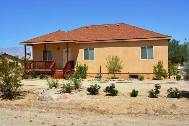 3323 Swinging V Rd, Borrego Springs, CA 92004 (#NDP2109852) :: Swack Real Estate Group   Keller Williams Realty Central Coast