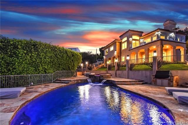 2800 Colt Road, Rancho Palos Verdes, CA 90275 (#SB21185660) :: Go Gabby