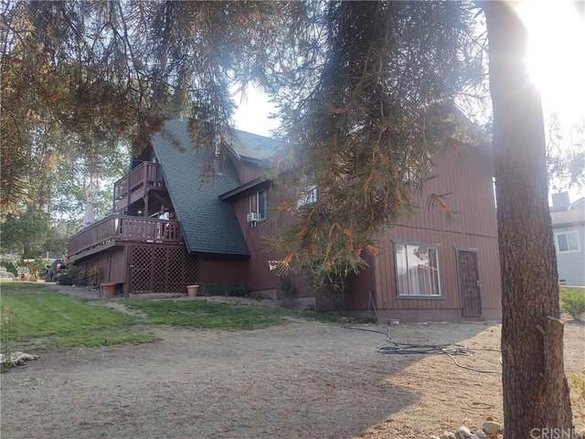 1105 Lion Court, Frazier Park, CA 93225 (#SR21184891) :: Steele Canyon Realty