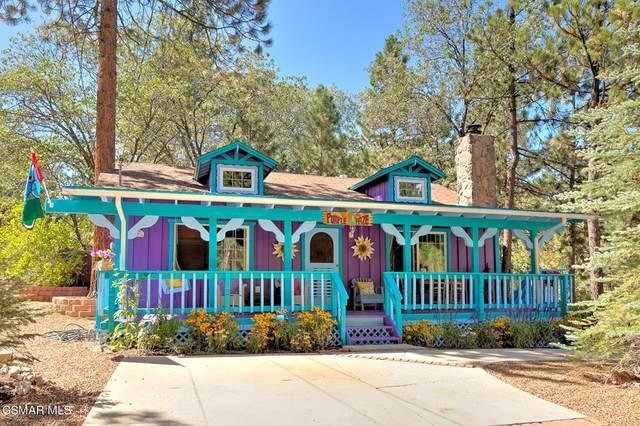 764 Eureka Drive, Big Bear, CA 92315 (#221004647) :: Jett Real Estate Group