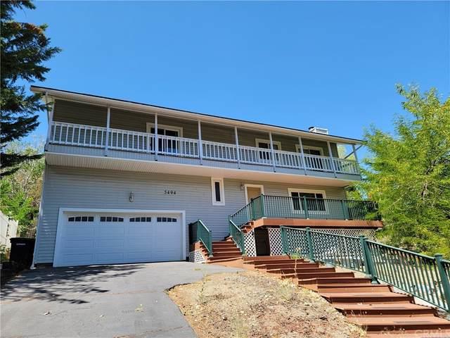 5494 Zermatt Drive, Wrightwood, CA 92397 (#IV21185623) :: Powerhouse Real Estate