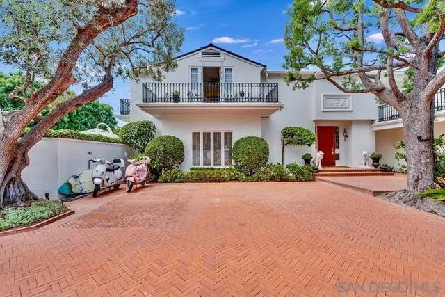 1944 Little St, La Jolla, CA 92037 (#210024003) :: Murphy Real Estate Team