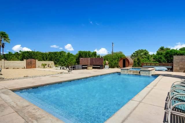 399 W Santa Catalina Road, Palm Springs, CA 92262 (#219066561DA) :: Jett Real Estate Group
