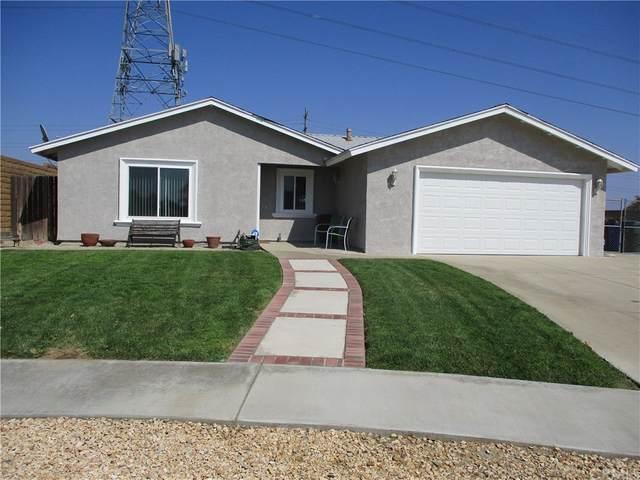 7687 Hyssop Drive, Rancho Cucamonga, CA 91739 (#CV21185929) :: Corcoran Global Living