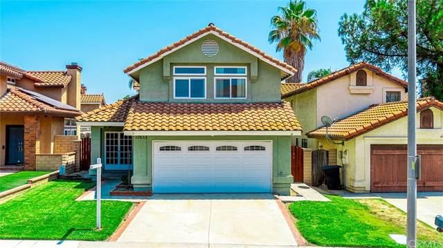 17653 Buttercup Court, Chino Hills, CA 91709 (#CV21186047) :: Mainstreet Realtors®