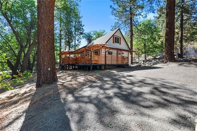 601 Oriole Road, Wrightwood, CA 92397 (#CV21186063) :: Powerhouse Real Estate