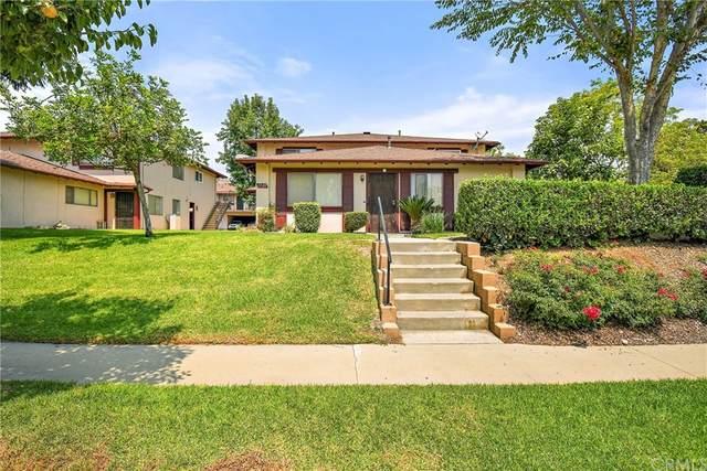 1103 W Calle Del Sol #4, Azusa, CA 91702 (MLS #DW21186072) :: Desert Area Homes For Sale