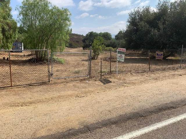 0 Lyons Valley Rd, Jamul, CA 91935 (#210024050) :: Jett Real Estate Group