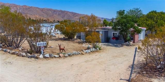 9229 Lanning Lane, Morongo Valley, CA 92256 (#JT21186446) :: Swack Real Estate Group   Keller Williams Realty Central Coast
