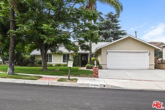 23500 Canerwell Street, Santa Clarita, CA 91321 (#21775712) :: Steele Canyon Realty