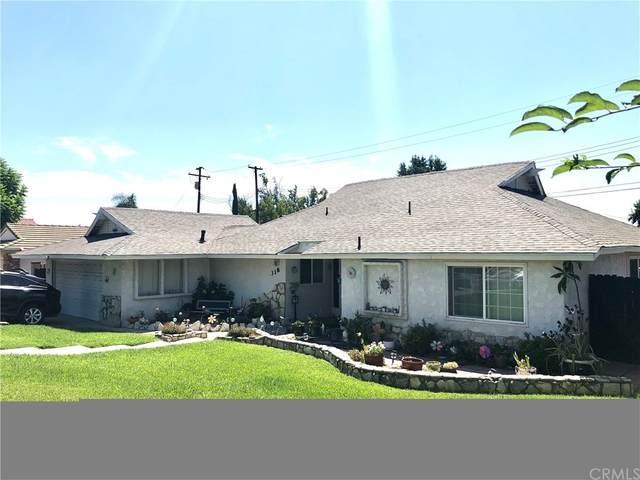 318 W 7th Street, Upland, CA 91786 (#PW21186697) :: Mainstreet Realtors®