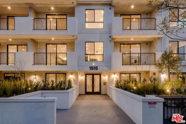 1515 S Holt Avenue #204, Los Angeles (City), CA 90035 (#21775928) :: RE/MAX Empire Properties