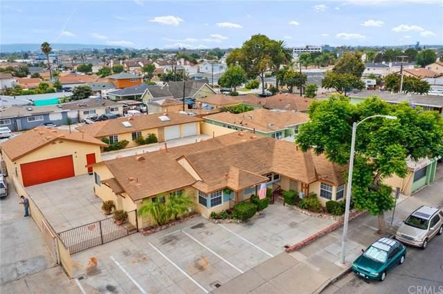 4124 Marine Avenue, Lawndale, CA 90260 (#SB21187001) :: Blake Cory Home Selling Team