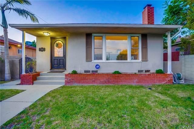 1340 W 3rd Street, San Pedro, CA 90732 (#SB21175462) :: Jett Real Estate Group