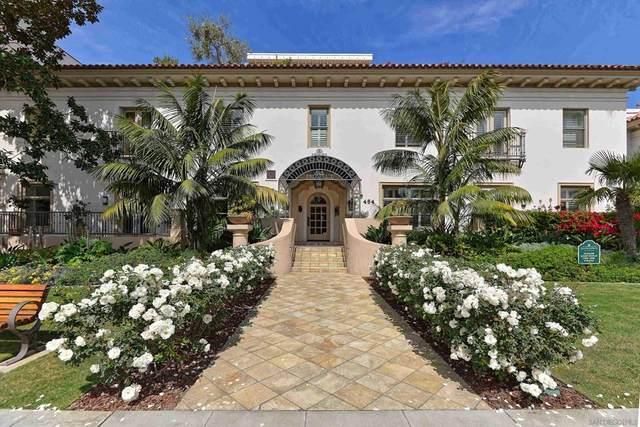 464 Prospect #504, La Jolla, CA 92037 (#210024135) :: Murphy Real Estate Team