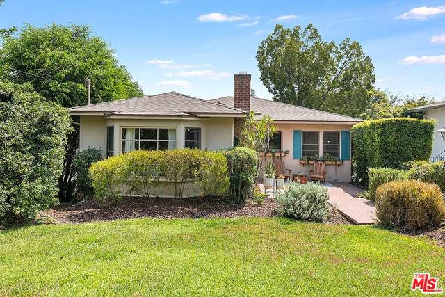 64 W Carter Avenue, Sierra Madre, CA 91024 (#21775846) :: Steele Canyon Realty